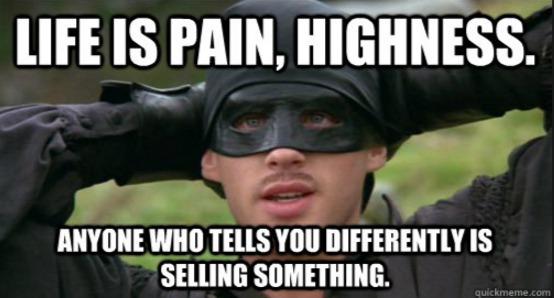 pain advice meme   Google Search
