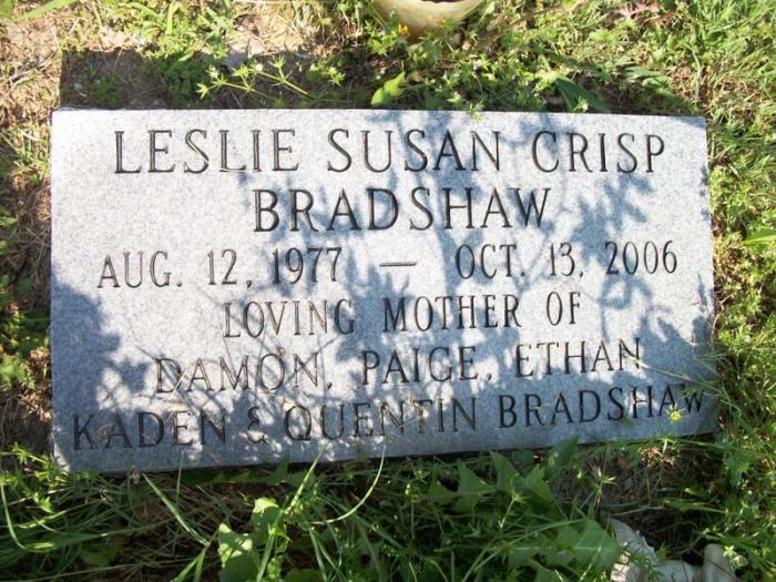 leslie-headstone
